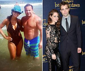 Teresa Giudice, Joe Giudice Pose Together in Swimsuits, Robert Pattinson Reunites With Kristen Stewart?: Top 5 Stories