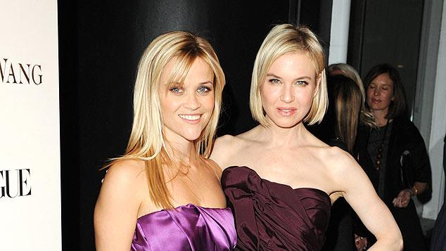 Witherspoon Zellweger Vera Wang