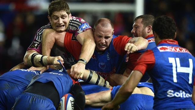 Stade stunned by Grenoble