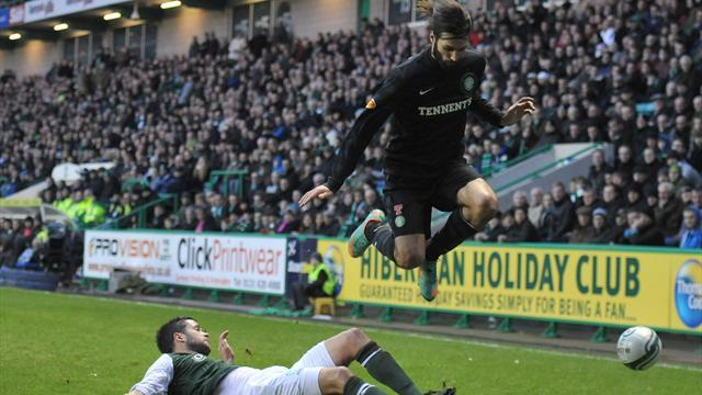 Football - Clancy could return for Hibs