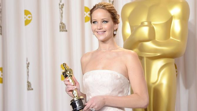 Jennifer Lawrence Still Isn't Over That Oscars Fall