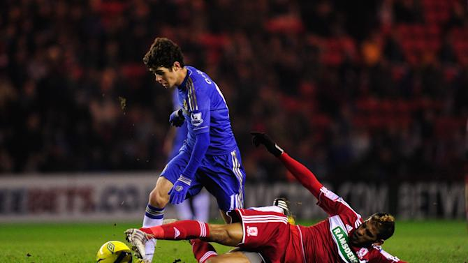 Middlesbrough v Chelsea - FA Cup Fifth Round