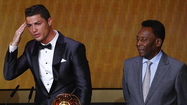 Liga - Pele: Ronaldo has work to do to become legend