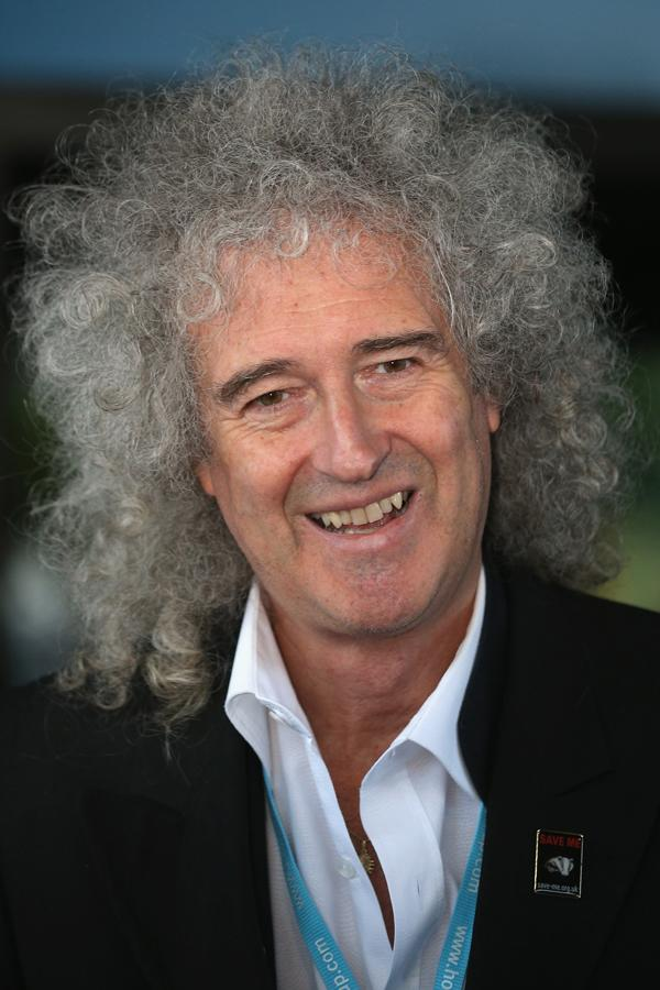 Brian May Speaks Out Against Badger Population Reductions in Britain