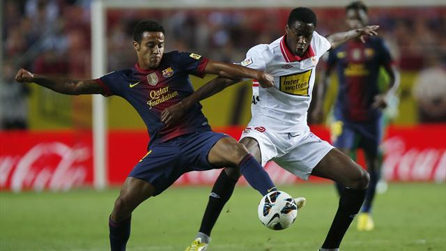Liga - Transfer round-up: Kondogbia proud to be linked to Madrid