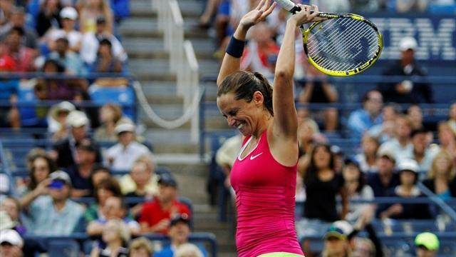 Second seed Radwanska shocked at US Open