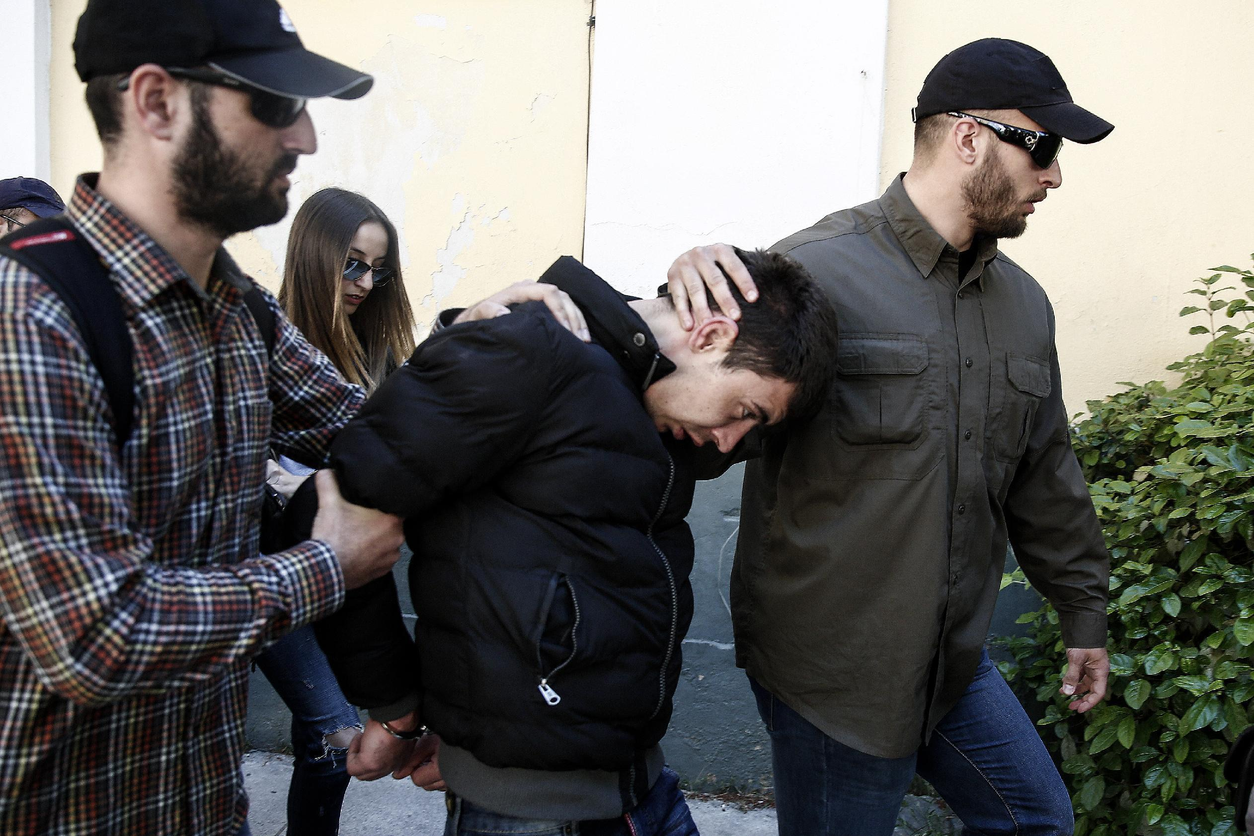 Greek police: body of murdered 4-year-old can never be found