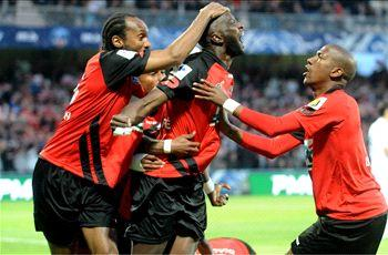 Guingamp 3-1 Monaco (AET): Ligue 1 strugglers run Ranieri's side ragged to reach Coupe de France final
