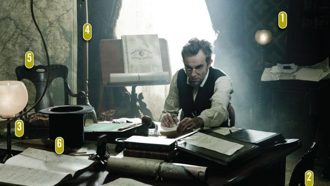 OSCARS: 'Lincoln' Production Design