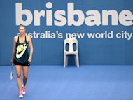 Sharapova targets Brisbane success