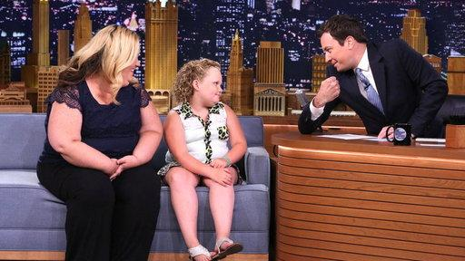 Honey Boo Boo Is Not Impressed by Jimmy's Muscles