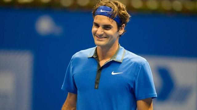 Australian Open - Federer 'has never felt more relaxed'