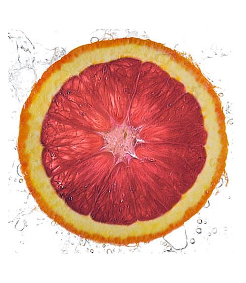 January: Blood Oranges