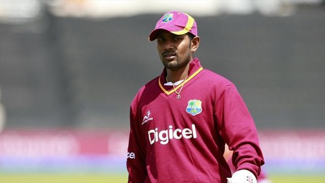 Cricket - Ramdin accepts ban