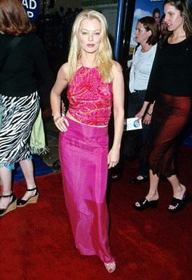 Premiere: Charlotte Ross at the Mann Village Theater premiere of Dreamworks' comedy Road Trip - 5/11/2000