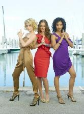 "The cast of ABC's ""Charlie's Angels"" -- ABC"