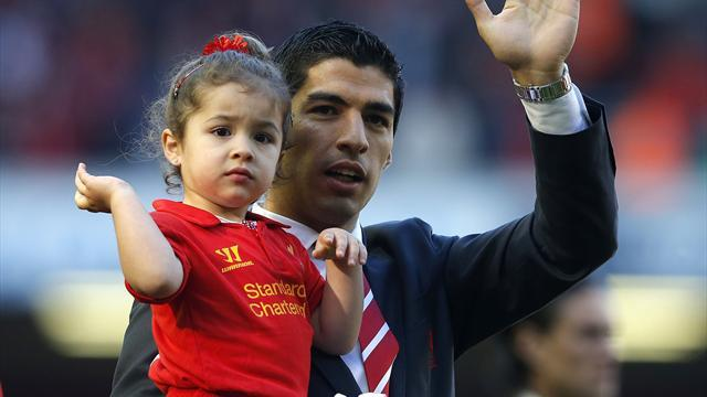 Premier League - Reports: Liverpool reject Arsenal bid for Suarez