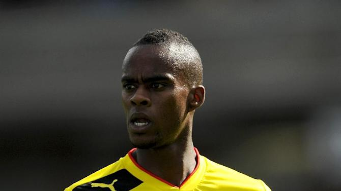 Gavin Massey has joined Colchester from Watford