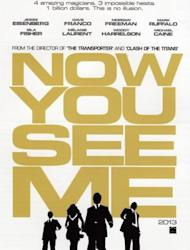 Quattro maghi -Robin Hood in Now You See Me