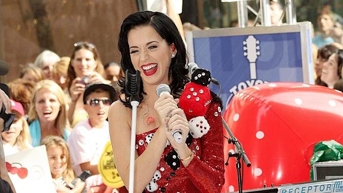 Perry Katy Todayshow