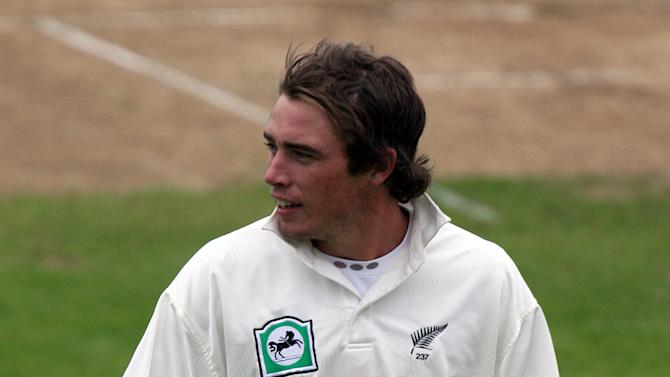 Tim Southee took seven for 64 in the second Test again India