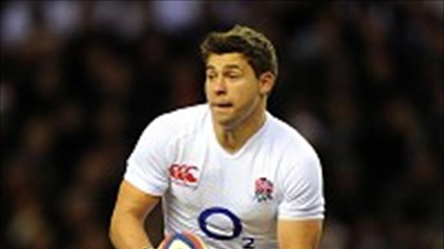 Rugby - Youngs: England will be ready for Italy