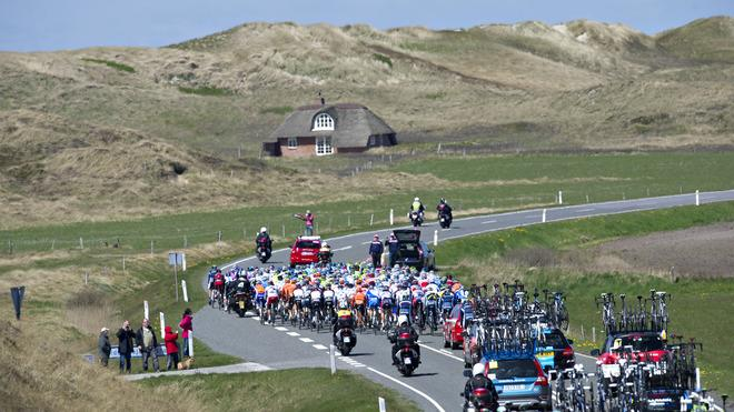 The Pack Rides AFP/Getty Images
