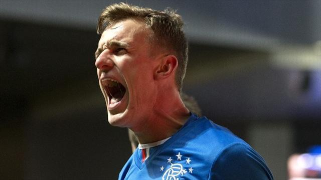 Football - McCoist salutes Shiels