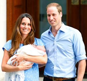 Kate Middleton, Prince William: Inside Their First Weeks With Prince George