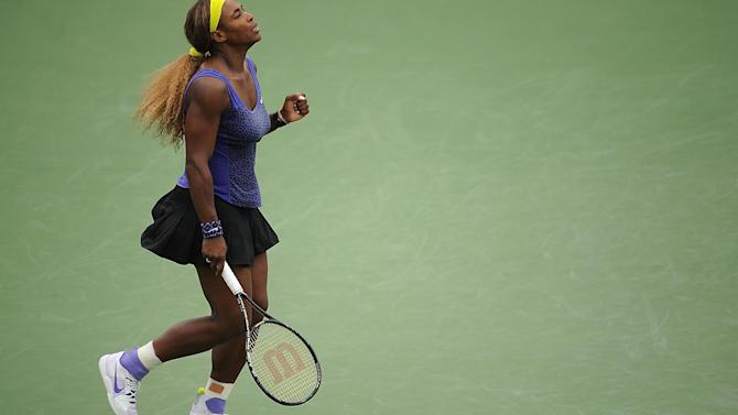 Tennis - Serena wins Cincinnati title in final Flushing tune-up