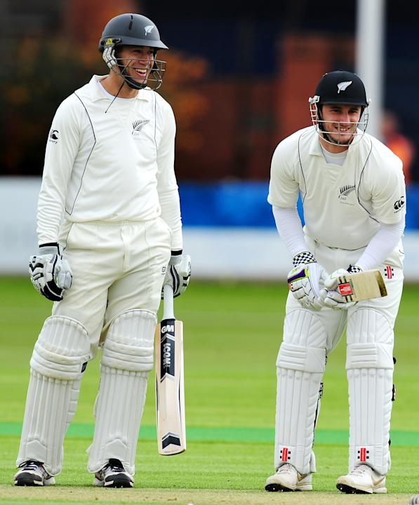 Cricket - Tour Match - Day One - England Lions v New Zealand - Grace Road