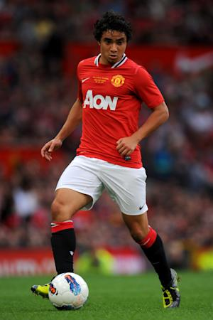 Rafael has signed a new four-year deal at Manchester United