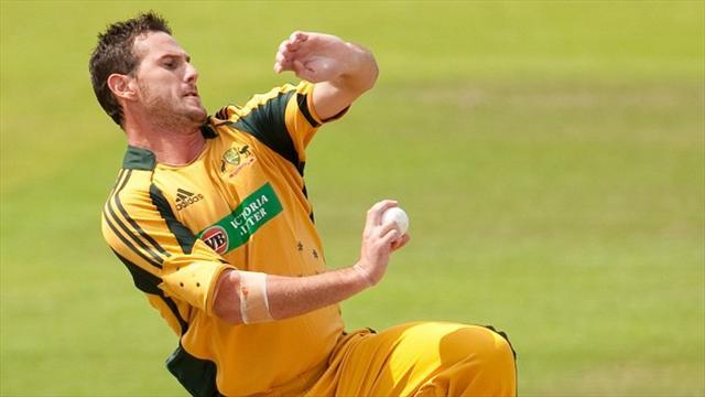 Cricket - CA backs Tait over claims
