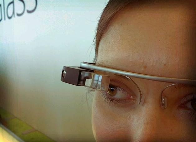 2. Google Glass. It's a sci-fi loving geek's dream. Behold, Google Glass – a computer built into a pair of spectacles. The $1,500 device, which is due to go on sale next year, has the processor built