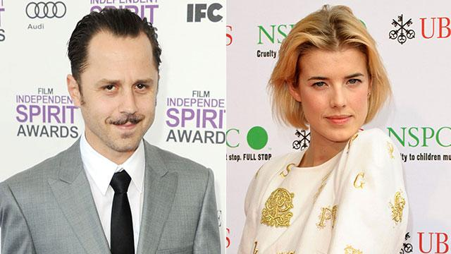 Giovanni Ribisi Elopes With Model