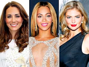 Beyonce Debuts Blonde Pixie Cut, Kate Middleton and Prince William's First Weeks With Prince George: Top 5 Stories