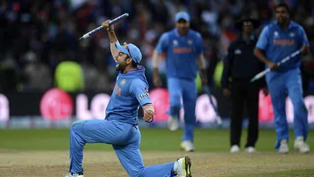 Cricket - India cruise to ODI victory