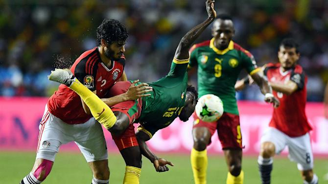 'Physical' Cameroon will be difficult for Nigeria, says Garba Lawal