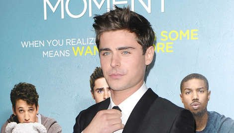 Zac Efron confirms he did meet with Disney about a Star Wars VII role.