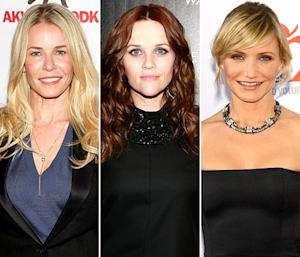 Reese Witherspoon Meets Up With Chelsea Handler, Cameron Diaz Days After Arrest
