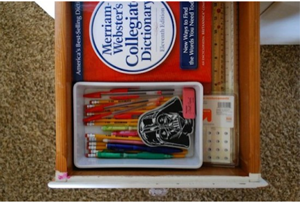 The Homework Drawer