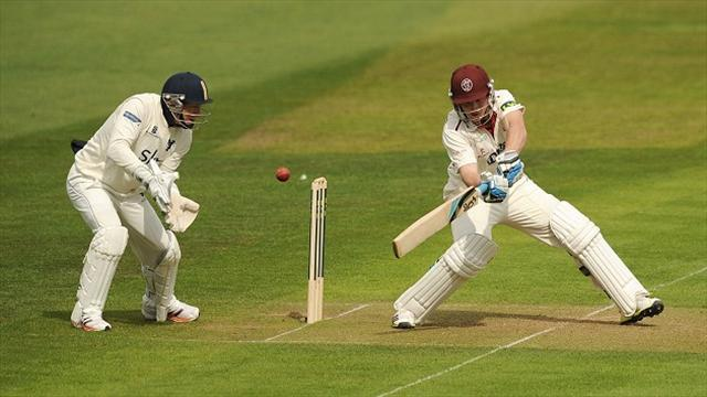 Cricket - Buttler serves up a Somerset treat
