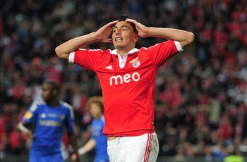Benfica: No contact over Cardozo