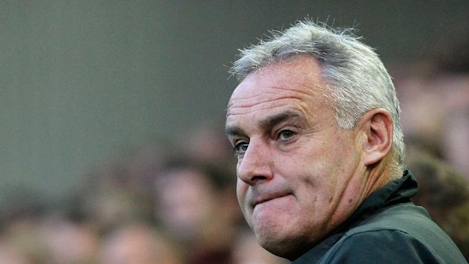 Sheffield Wednesday manager Dave Jones is under pressure
