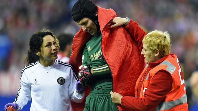 Champions League - Terry fit to face Atletico, Cech ruled out