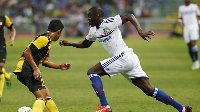 Malaysia Soccer Chelsea