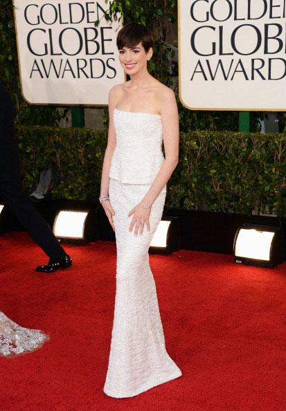 Golden Globes: who wore what?