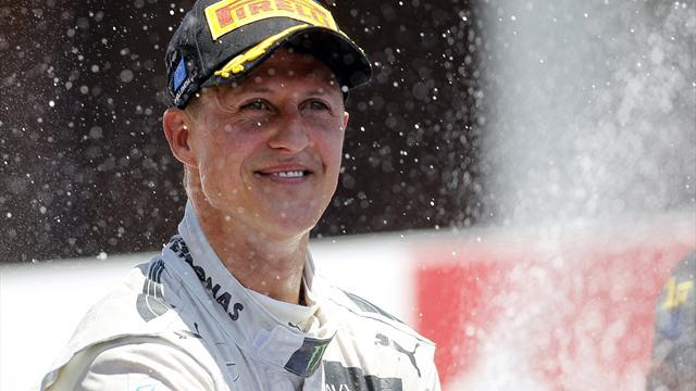 Mercedes: No rush over Schumacher
