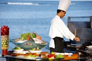 Bali's unique dining experiences