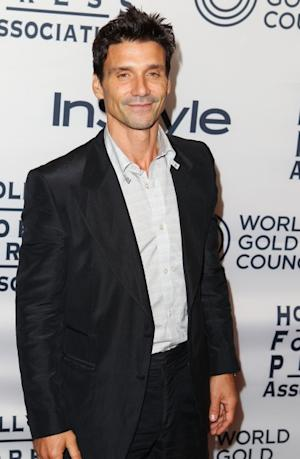 Frank Grillo attends the WGC Hosts Party With InStyle & HFPA To Celebrate TIFF at the Windsor Arms Hotel in Toronto on September 11, 2012  -- Getty Images